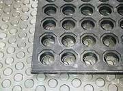 Caillebotis caoutchouc - Caillebotis caoutchouc ou polypropylène