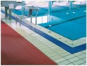 Caillebotis de piscine antidérapant - Longueur standard : 10 m