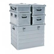 Caisse à pharmacie - Aluminium - Caisses gerbables