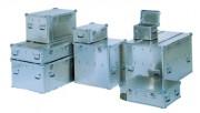 Caisse aluminium haute protection - Capacité (L) : 22