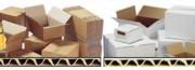 Caisse américaine double cannelure 20 x 14 cm - Dimensions (Lxl) cm : de 20 x 14 x 14 à 80 x 50 x 50