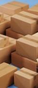 Caisse américaine double cannelure 350X230 - Petit format réf: 27460