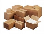 Caisse américaine simple cannelure - Petit format Réf: 27647