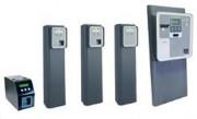 Caisse automatique parking - Système d'interphonie numérique