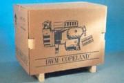 Caisse bois américaine pliable - 37850