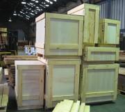 Caisse bois emballage - Bois labélisé PEFC