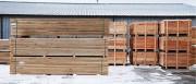 Caisse bois maritime - Sur mesure - Traitement du bois norme NIMP15