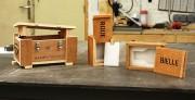 Caisse bois oeuvre d'art - Sur mesure - Selon votre cahier des charges