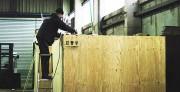 Caisse bois pour exportation - Traitement du bois contre la chaleur