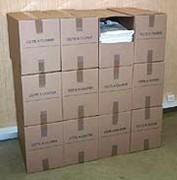 Caisse carton double cannelure - VPC