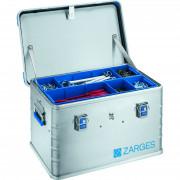 Caisse de livraison en aluminium