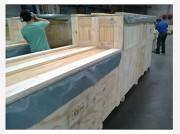 Caisse de transport bois - En bois massif ou contreplaqué