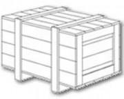 Caisse en bois 300 Kg - Caisse