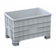 Caisse en plastique pour stockage batterie - Contenance : de 300 à 610 L