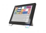Caisse enregistreuse à écran plat - Caisse tactile avec réseau sans fil