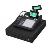 Caisse enregistreuse clavier digital - Clavier mécanique + clavier plat - Grand écran LCD