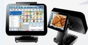 Caisse enregistreuse tactile avec logiciel de prise de commande - Avec logiciel de prise de commande