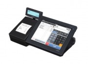Caisse enregistreuse tactile compacte - Ecran tactile multifonction