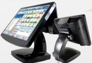 Caisse enregistreuse tactile fast food et café - Ecran LCD 8 pouces