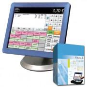 Caisse enregistreuse tactile immobile - Avec logiciel Kezia