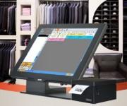 Caisse enregistreuse tactile magasin vêtement - Caisse tactile pour magasin de vêtement et chaussures