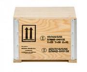 Caisse export homologuée - Homologuée pour transport de produits dangereux