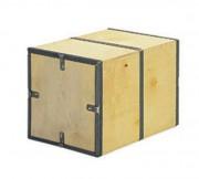 Caisse export pliable - Contreplaqué de 4 - 5 ou 6 mm d'épaisseur