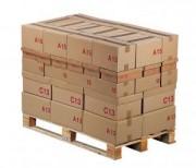 Caisse GALIA 400X300 - Cloche et couvercle Réf: 29199