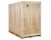Caisse garde meuble - 8m3 ou 12m3 avec et sans porte