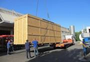 Caisse industrielle en bois - Caisse d'emballage fabriquée sur mesure