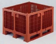Caisse palette 3 semelles 650 kg - 21667
