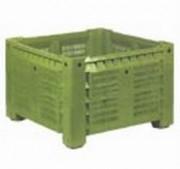 Caisse palette agricole 750 litres - 1130 x 1130 x 770 mm