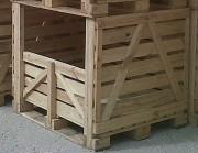 Caisse palette bois bouteilles - Capacité de charge : 600 bouteilles de bordeaux