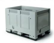 Caisse palette en plastique 480 L - Contenance : 480 L