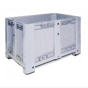 Caisse palette en plastique légère - Charge admissible Dynamique : 200 kg