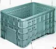 Caisse palette industrielle 300 Litres - 1000 x 640 x 580 mm