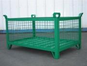 Caisse palette métallique grillagée MGSP - Charge maxi 1000 kg