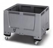 Caisse palette parois pleines - Capacité : 500 - 600 kg