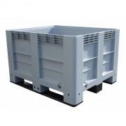 Caisse palette PEHD - Capacité par plateau : 470 L