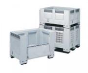 Caisse palette plastique 1200 x 800 mm - Caisse plastique