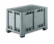 Caisse-palette plastique 4 pieds - Capacité (L) : 330 - 470