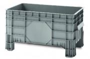 Caisse palette plastique PEHD - Capacité (L) : 220 - 285
