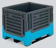 Caisse palette pliante Gerbable 714 litres - 27906