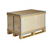 Caisse palette pliante réutilisable - Dimensions extérieur (mm) : 1200 x 800 x 802