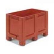 Caisse palette rigide pliable - Capacité allant de 250 à 543 litres