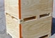 Caisse pliable contreplaqué - Fabriquée sur mesure