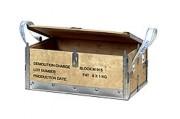 Caisse pliante en contreplaqué - Contreplaqué de 4 - 5 ou 6 mm d'épaisseur