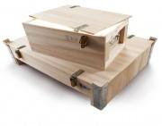 Caisse spéciale bois - Caisses spéciales en contreplaqué