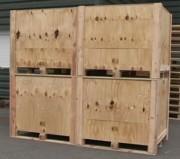 Caisserie bois - Marquage NIMP 15