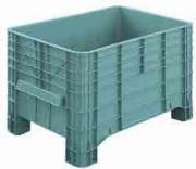 Caisses palettes industrielles 300 litres - 1000 x 640 x 650 mm